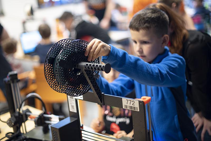 Dětský den V Prusa Research (7)
